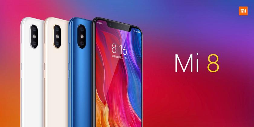 Xiaomi Mi 8 получил стабильную версию MIUI 11 с Android 10 на борту