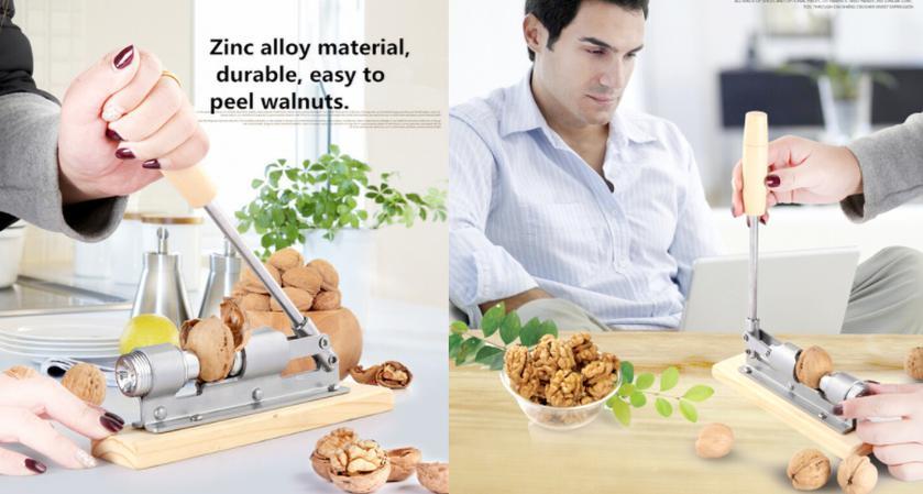 Машинка для розколювання горіхів