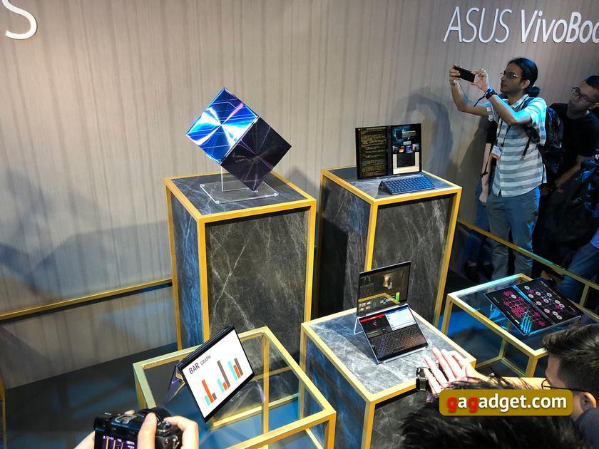 Computex 2018: новые ноутбуки ASUS своими глазами-28