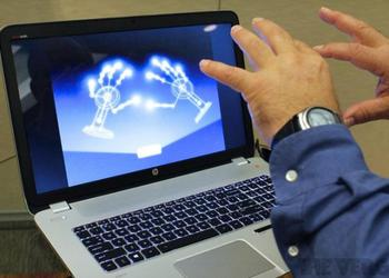 HP Envy 17 Leap Motion SE: первый ноутбук с контроллером управления жестами Leap Motion