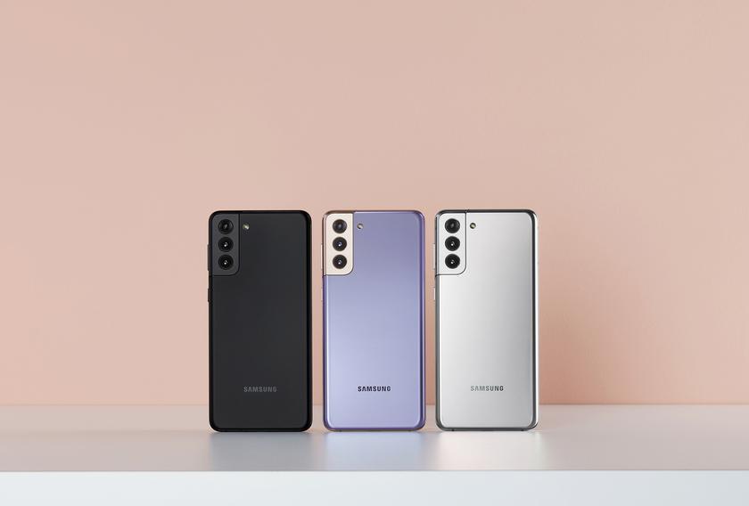 Samsung представила Galaxy S21 и Galaxy S21+: новый дизайн, топовые процессоры, два размера и ценник от €850