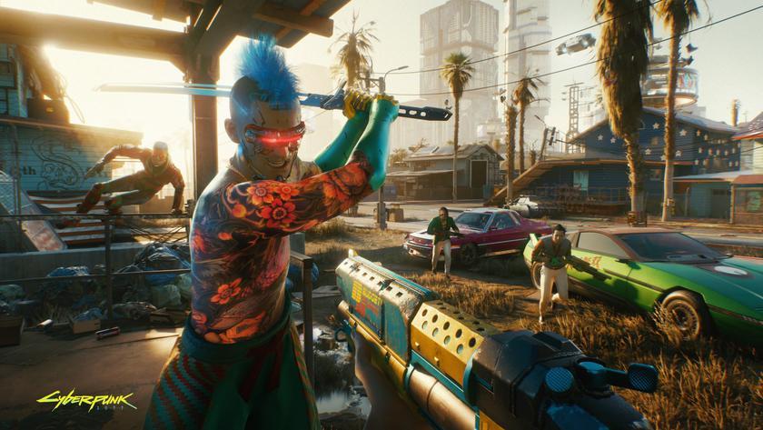 CDProjekt RED всеже придется ответить перед судом закачество Cyberpunk 2077 для PlayStation иXbox