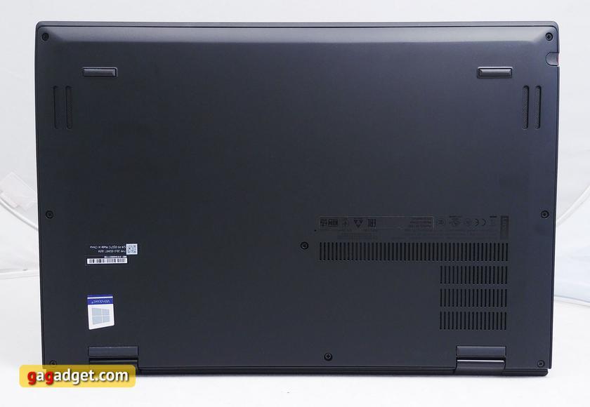 """Обзор Lenovo ThinkPad X1 Yoga (3 gen): топовый трансформируемый """"бизнес-ноутбук"""" с впечатляющей ценой-12"""