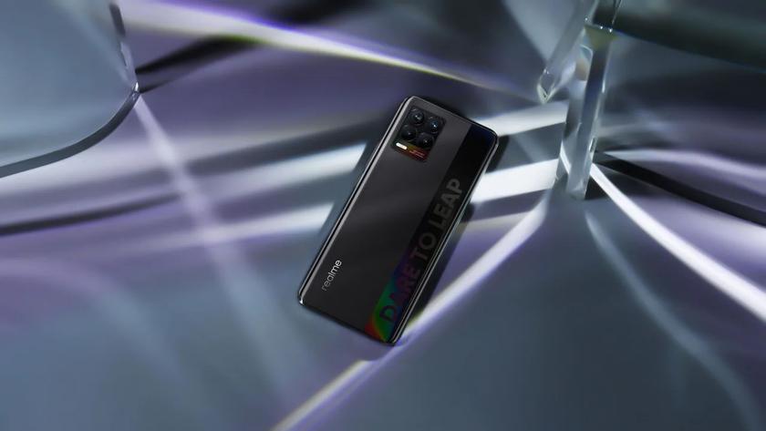 Realme 8: практически тот же Realme 7, но с экраном, как у Realme 8 Pro, за $200