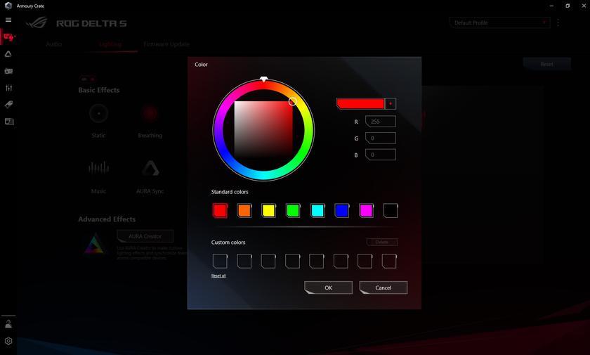 Обзор ASUS ROG Delta S: универсальная геймерская гарнитура с Hi-Res звуком и шумоподавлением-31