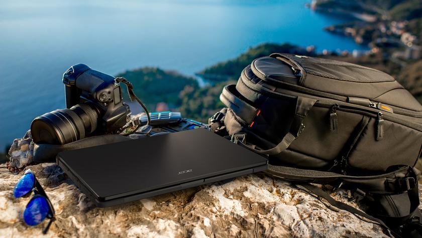 В Украине стартуют продажи тонкого и легкого ноутбука Acer Enduro N3 с защитой по военным стандартам