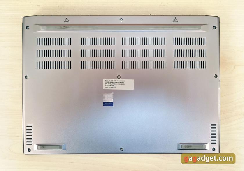 Обзор Acer Predator Triton 300 SE: игровой хищник размером с ультрабук-12