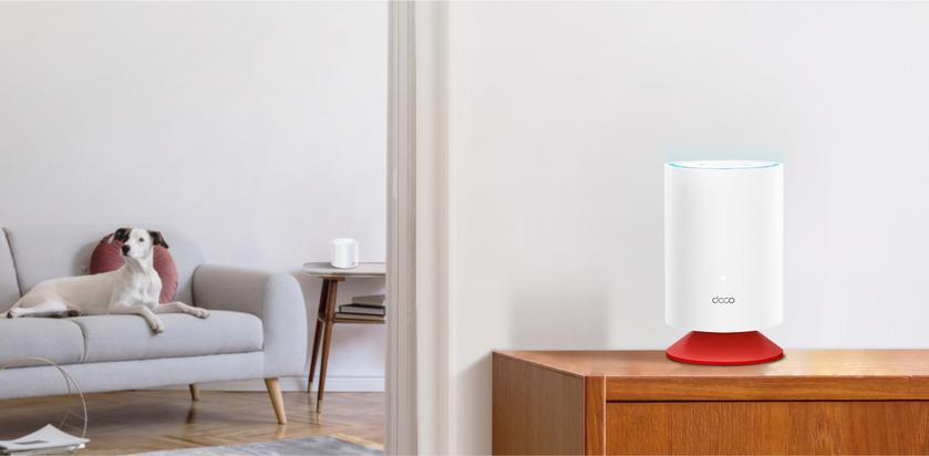 TP-Link Deco Voice X20: Mesh-система с Wi-Fi 6, встроенной колонкой и голосовым помощником Amazon Alexa