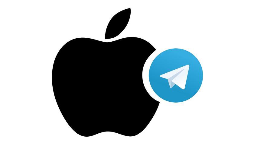 Apple блокирует обновления Telegram в App Store с середины апреля