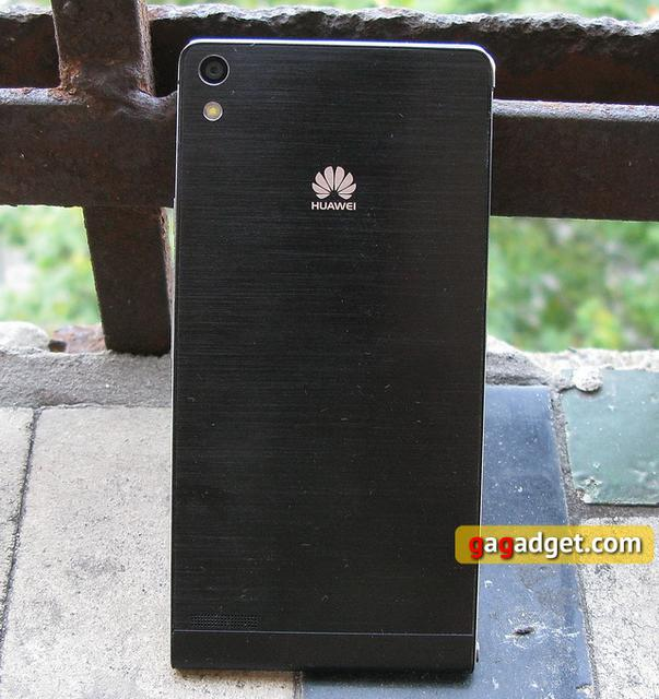 Обзор Huawei Ascend P6-3