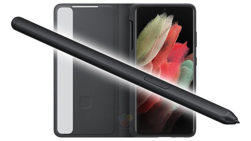 Стилус S Pen не войдет в комплект Samsung Galaxy S21 Ultra, будет храниться в чехле и обойдется в 40 евро