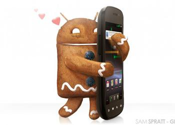 LG Optimus 3D и HTC Desire Z мигрируют на Android 2.3 Gingerbread