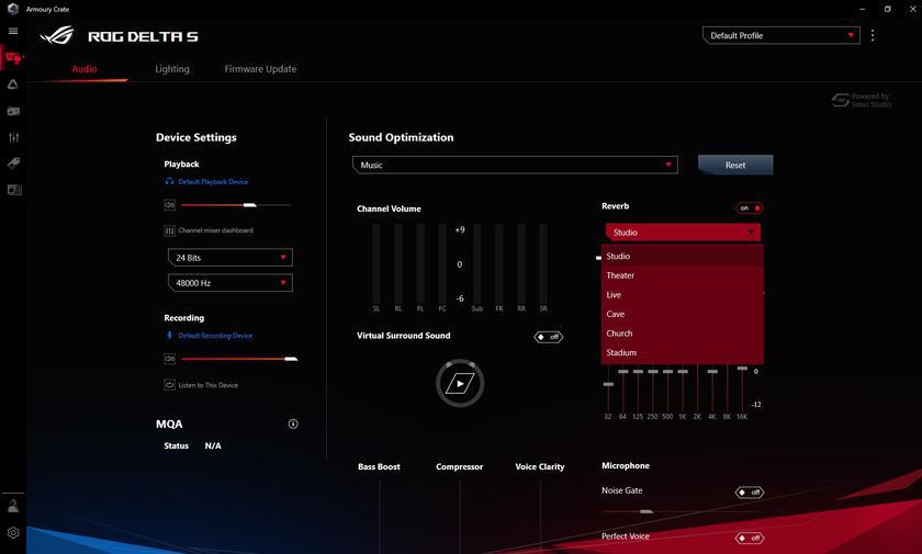 Обзор ASUS ROG Delta S: универсальная геймерская гарнитура с Hi-Res звуком и шумоподавлением-28