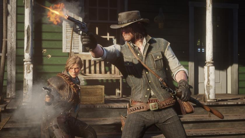 Слух: Rockstar работает над Red Dead Redemption 2 для PC