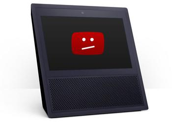 Google restricted access to YouTube on Amazon devices