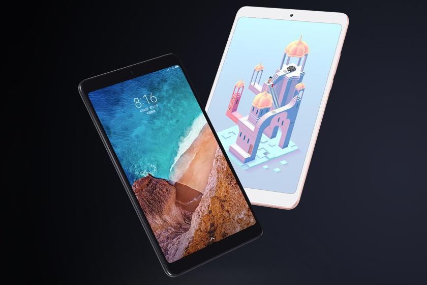 Планшет Xiaomi Mi Pad 4 получил стабильную версию оболочки MIUI 10