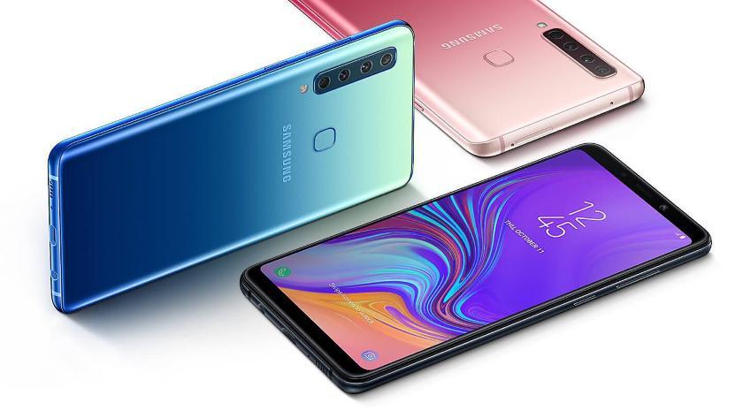 Samsung Galaxy A9 (2018): четырёхглазый монстр с чипом Snapdragon 660
