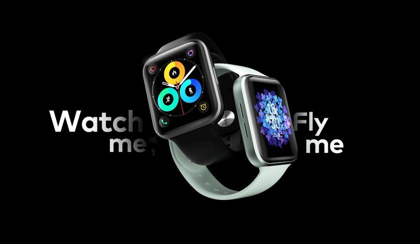 Meizu Watch: смарт-часы с чипом Snapdragon Wear 4100, eSIM, автономностью до 36 часов и дизайном, как у Apple Watch за $235
