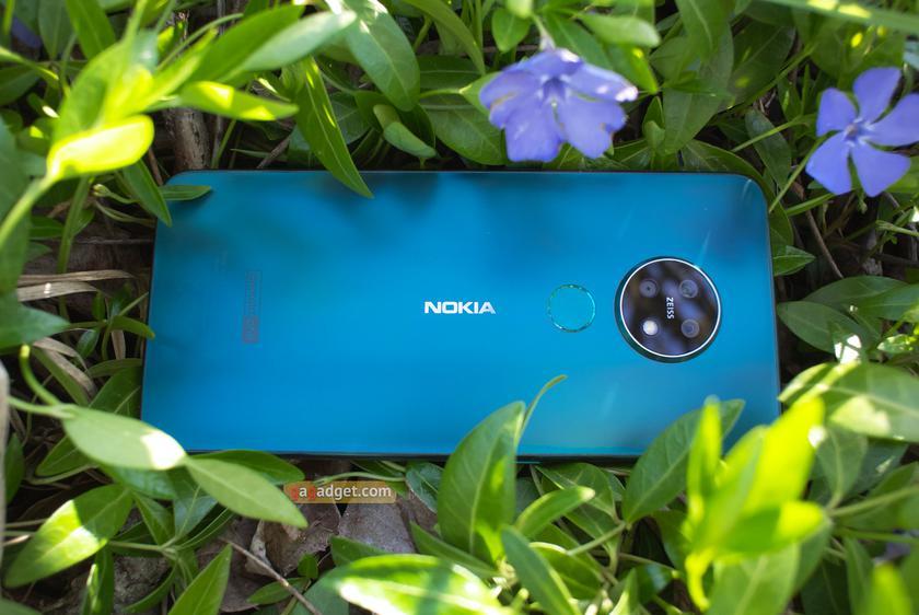 Нескучная жизнь с чистым Android 10: обзор Nokia 7.2