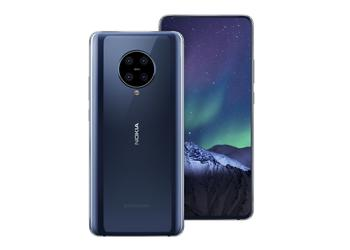 Nokia 9.2 PureView Concept renderings: quad camera and flat display without cutouts