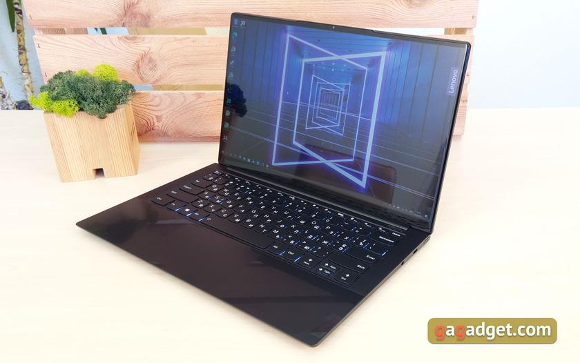 Обзор ноутбука Lenovo Yoga Slim 9i: командный центр бизнеса-7