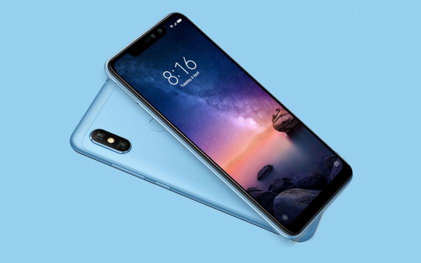 Xiaomi начала обновлять Redmi Note 6 Pro до MIUI 11 на глобальном рынке
