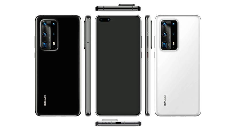 Инсайдер: Huawei представит специальную версию P40 Pro Premium Edition c основной камерой на пять модулей