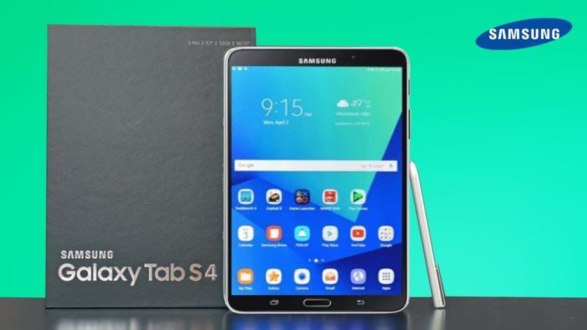 Планшет Samsung Galaxy Tab S4 могут представить раньше — 1 августа