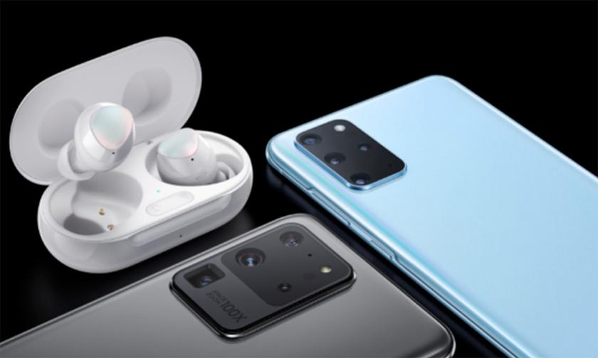 Все не так страшно: сколько будут стоить новые беспроводные наушники Samsung Galaxy Buds+