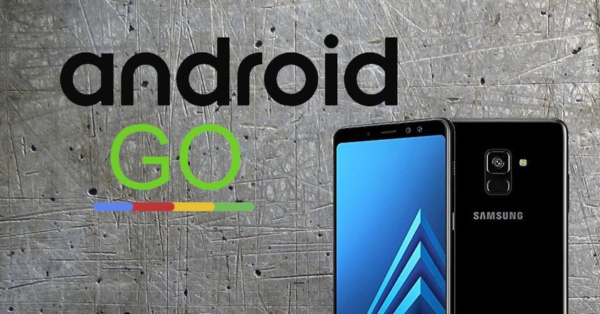 Первый Android Go-смартфон Samsung появился в базе Geekbench