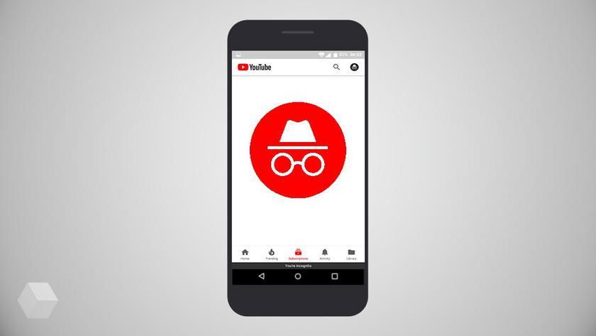 В YouTube для Android появился режим инкогнито