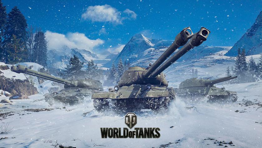 Wargaming обновила World ofTanks добавив ветку сдвуствольными танками