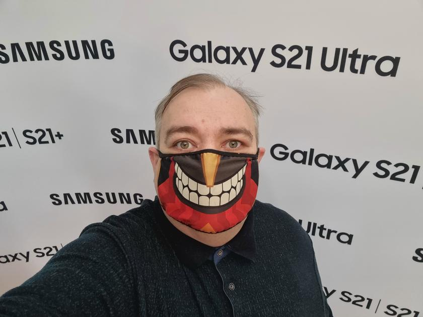 Флагманская линейка Samsung Galaxy S21 и наушники Galaxy Buds Pro своими глазами-36