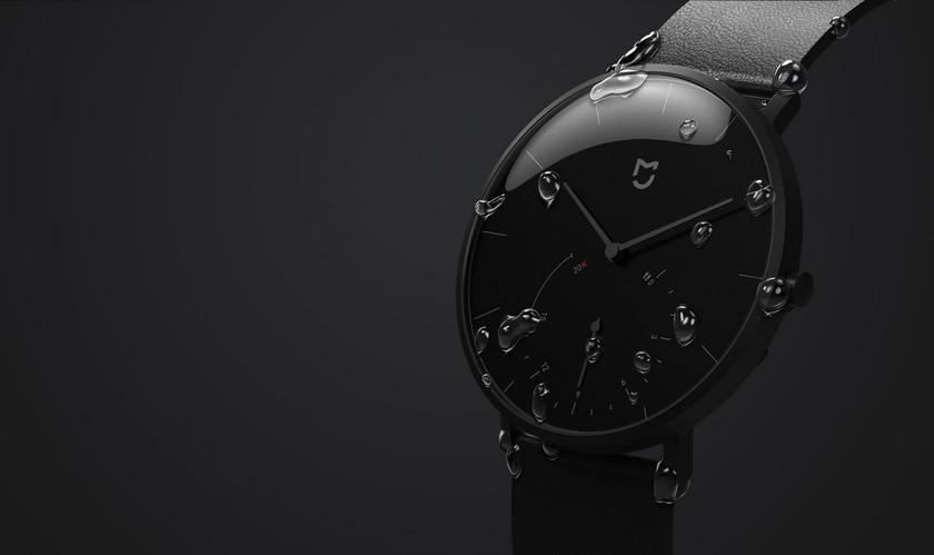 Xiaomi Mijia Quartz Watch: «умные» часы с классическим дизайном и ценником $52-2
