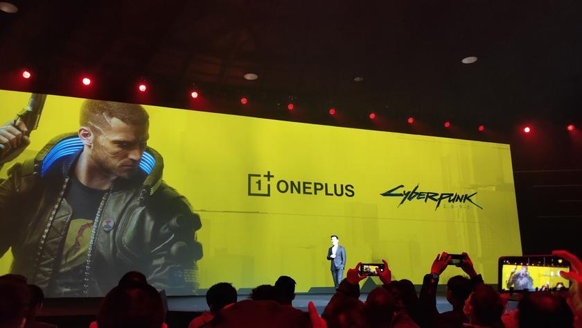 OnePlus выпустит еще и «умные» часы в стиле Cyberpunk 2077