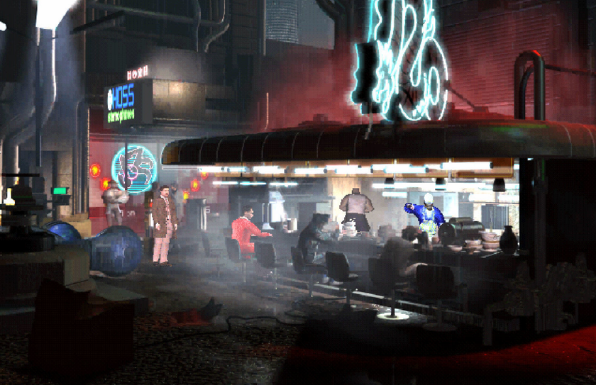 Сыграй доCyberpunk 2077: культовая Blade Runner вышла вGOG спустя 22 года
