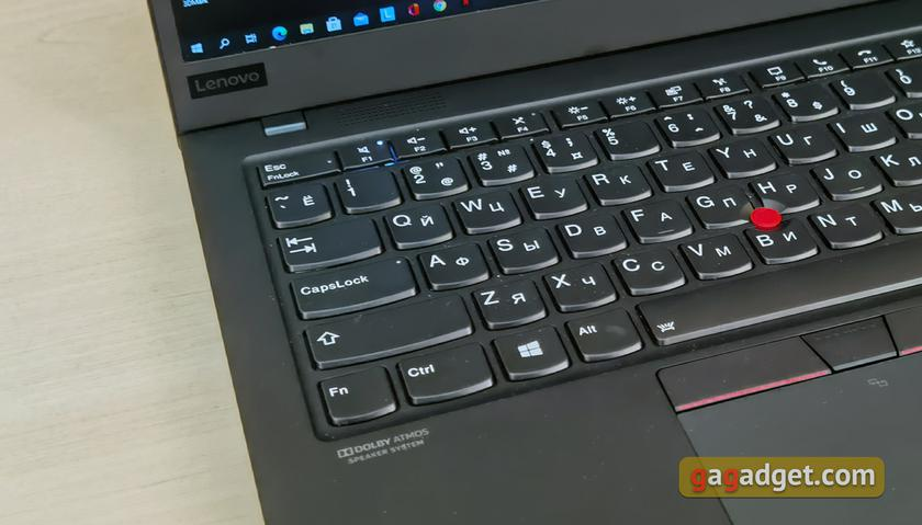 Обзор Lenovo ThinkPad X1 Carbon 8th Gen: нестареющая бизнес-классика-22