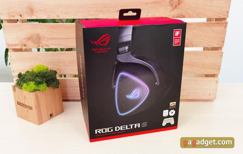 Обзор ASUS ROG Delta S: универсальная геймерская гарнитура с Hi-Res звуком и шумоподавлением-3