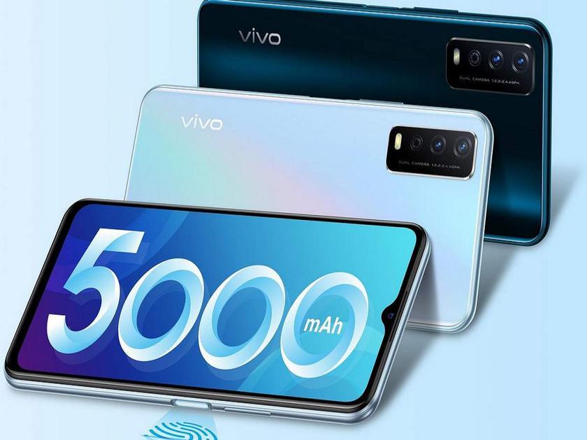 Vivo Y12A: бюджетный смартфон с чипом Snapdragon 439, батареей на 5000 мАч и реверсивной зарядкой за $145