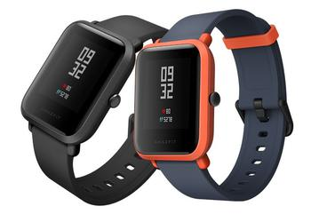 Chinese Pebble: Amazfit Bip smart watches are sent to conquer the world