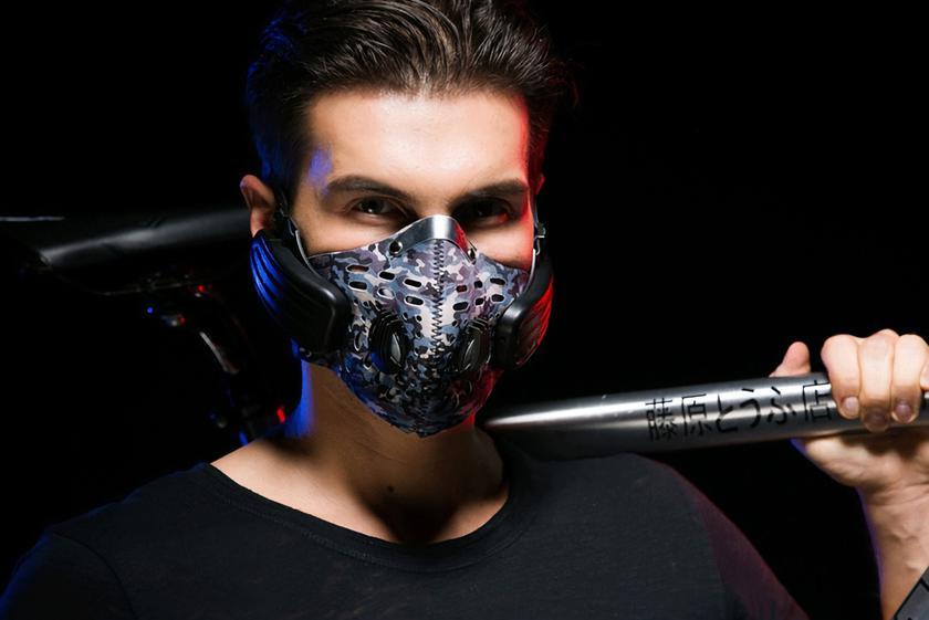 Мечта велосипедиста: защитная маска-гарнитура с костной проводимостью