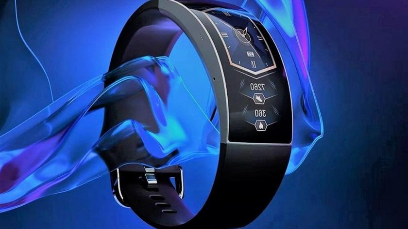 «Умные» часы Amazfit X с гибким дисплеем появились на Indiegogo