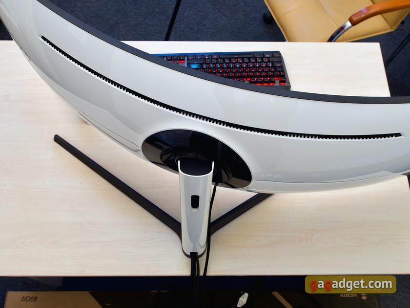 Обзор Samsung Odyssey G9: первый в мире геймерский монитор с радиусом изгиба 1 метр-57