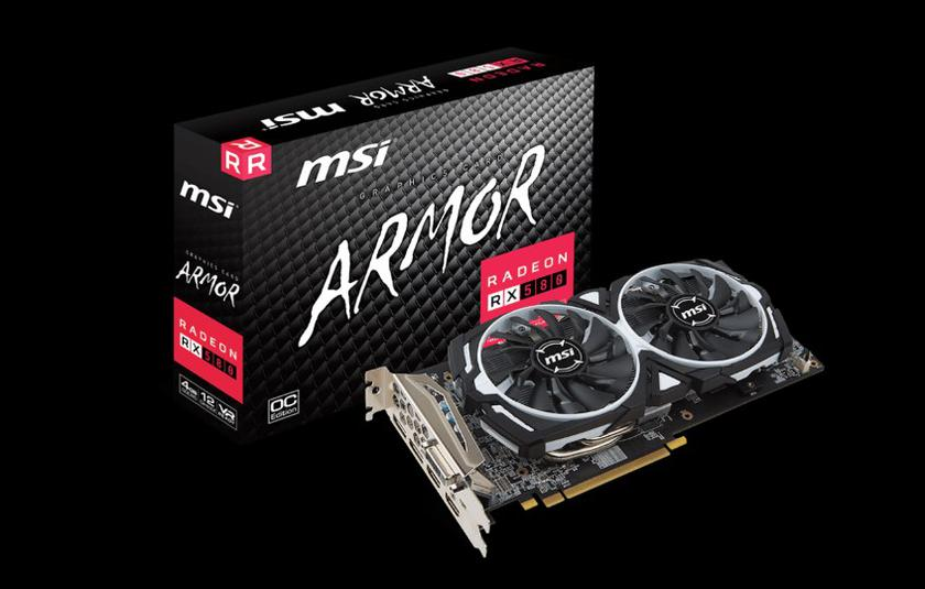 MSI presented a game video card with the possibility of remote overclocking