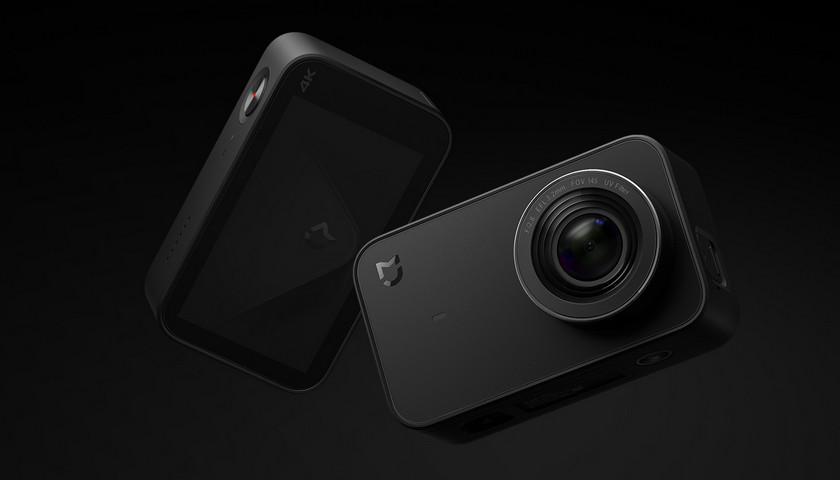 Экшн-камера Xiaomi MIJIA Small Camera с поддержкой 4K стоит $105