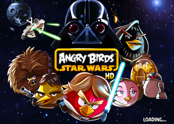 Игры для iPad: Angry Birds Star Wars