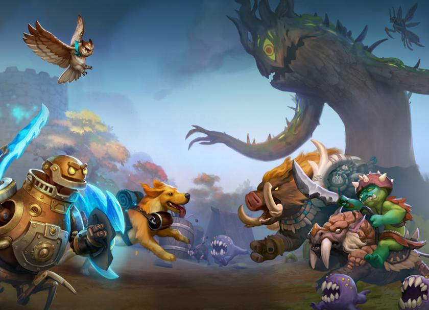 Студия сгеймдизайнером первой Diablo анонсировала Torchlight Frontiers