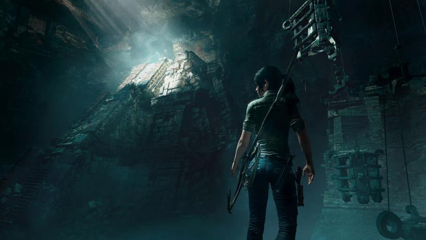Square Enix показала гробницы, которые будет расхищать Лара Крофт вShadow ofthe Tomb Raider