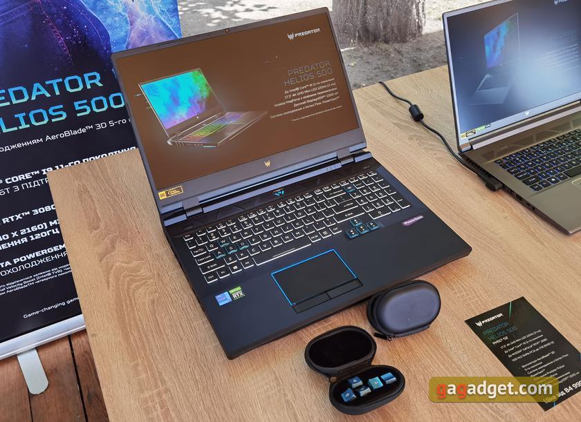 Новые ноутбуки Acer Swift, ConceptD, Predator и защищённые ENDURO в Украине-27