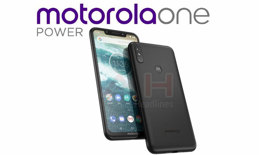 Смартфон Motorola One Power с мощным аккумулятором показался в TENAA